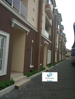7 Units of Brand New 4 Bedroom Terrace Duplex with a Room Bq, Oniru, Victoria Island (vi), Lagos, Terraced Duplex for Sale