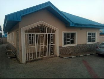 a Well Maintained 2 Bedroom Bungalow Apartment, Suncity Estate, Galadimawa, Abuja, House for Rent