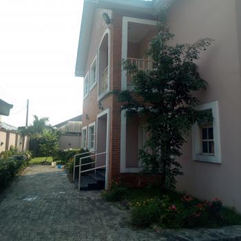 Beautiful 5 Bedroom Detached House, Farm Road 2, Eliozu, Port Harcourt, Rivers, Detached Duplex for Sale
