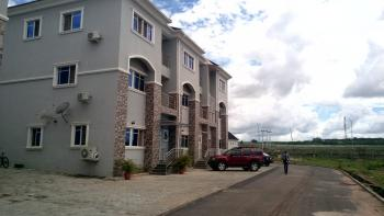 Well Finished 4 Bedroom Terraced Duplex+ 1 Room Bq, By Turkish Hospital, Mbora, Abuja, Terraced Duplex for Sale