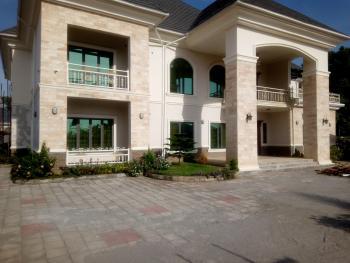 5 Bedroom Duplex + 3 Sitting Rooms + 3 Bedroom Guest Chalet, Mabuchi, Abuja, Detached Duplex for Sale