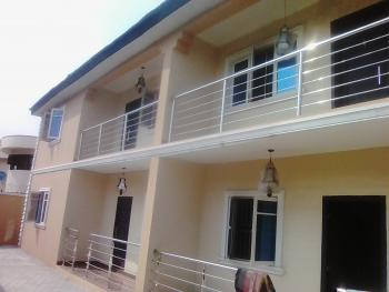 New  Built Executive 3 Bedroom Flat, First Floor, Lekki Phase 1, Lekki, Lagos, Flat for Rent