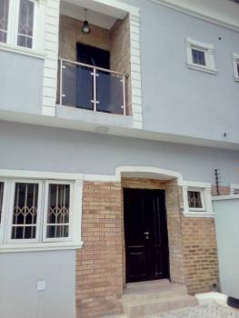 Brand New 3 Bedroom Terrace with a Room Bq, Ikota Villa Estate, Lekki, Lagos, Terraced Duplex for Sale