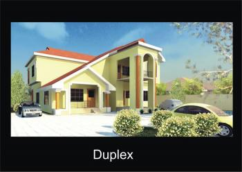 5 Bedroom Duplex with Excellent Facilities, Amufi, Ikpoba Okha, Edo, Detached Duplex for Sale