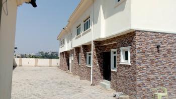 Brand New 3 Bedroom Terraced Duplex with Bq, Wuye, Abuja, Terraced Duplex for Sale