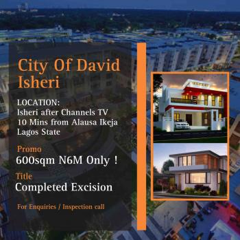 Affordable Plots with Completed Excision, Isheri, Lagos, Residential Land for Sale