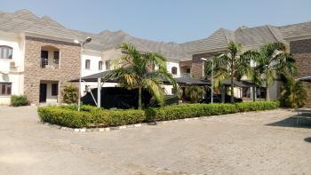 4 Bedroom Terraced Duplex with Bq, Kado, Abuja, Terraced Duplex for Rent