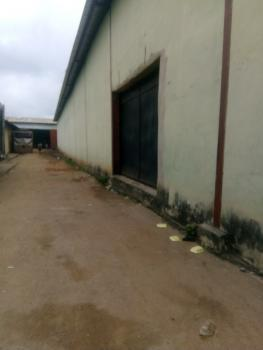 Warehouse Complex Comprising 4nos Standard Warehouses, 2nos Office Buildings of 3 Floors Each and Filling Station in Mint Shape, Lagos Bye-pass, Challenge, Ibadan, Oyo, Warehouse for Sale