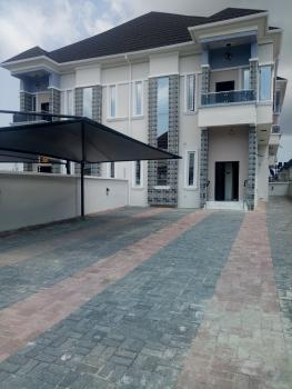 New and Well Finished 4bedroom a Semidetached Duplex with a Room Bq, Thomas Estate, Ajah, Lagos, Semi-detached Duplex for Sale