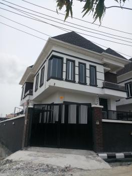 New and Well Finished 4 Bedroom Detached with Bq, Unity Homes, Thomas Estate, Ajah, Lagos, Detached Duplex for Sale