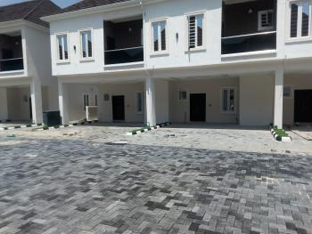 Exquisitely Finished 3 Bedroom Fully Serviced  Terrace Duplex All Rooms En Suite, By Lekki Conservation  Road, Lekki Expressway, Lekki, Lagos, Terraced Duplex for Rent