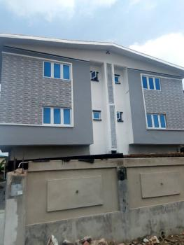 Newly & Exquisitely Built Top Floor 3 Bedroom Flat in a Secured Estate, Ogba, Ikeja, Lagos, Flat for Sale
