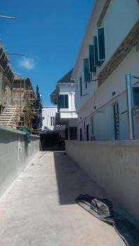 Nicely Finished 4 Bedroom Semi Detached +1 Room Bq, Chevron, Eleganza, Ikota Villa Estate, Lekki, Lagos, Semi-detached Duplex for Sale
