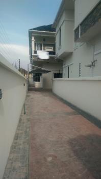 Tastefully Fitted 4br Semi Detach Duplex with a Bq. Chevron Toll, Chevron Toll Gate, Lekki Expressway, Lekki, Lagos, Semi-detached Duplex for Sale