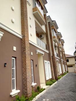 Beautiful 4 Bedroom Terrace House, Oniru, Victoria Island (vi), Lagos, Terraced Duplex for Sale