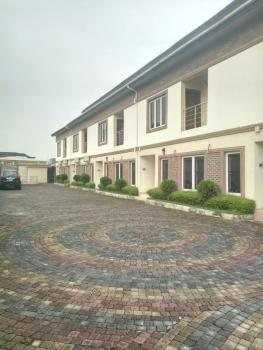 Stylish 4 Bedroom Terrace House with One Guest Room and One Room Bq, Oniru, Victoria Island (vi), Lagos, Terraced Duplex for Sale