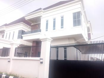 New and Well Finished 4bedroom Detached Duplex with a Room Bq, Thomas Estate, Ajah, Lagos, Detached Duplex for Sale
