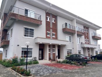 Newly Built and Well Finished 8 Units of 4 Bedroom Luxury Terraced Duplex with a Room Bq, Ilasan, Ikate Elegushi, Lekki, Lagos, Terraced Duplex for Sale