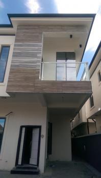 Tastefully Finished 5bedroom Detach with a Room Bq, Igbo Efon, Lekki, Lagos, Semi-detached Duplex for Sale