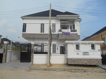 Very Well Finished 4 Bedroom Fully Detached Duplex with Bq, Oral Estate Close to, Chevy View Estate, Lekki, Lagos, Detached Duplex for Sale