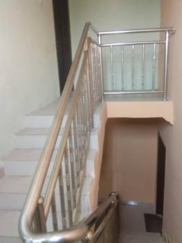 Nice 3 Bedroom Upstairs, Abiodun, Bemil Estate, Ojodu, Lagos, Flat for Rent