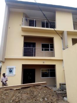 One Room Shared Apartment, Agungi, Lekki, Lagos, Semi-detached Duplex for Rent