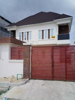 a Luxury & Serviced 4 Bedroom Semi-detached Duplex, Conservation Road 2, Chevy View Estate, Lekki, Lagos, Detached Duplex for Sale