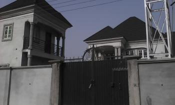Well-built 5 Bedroom Duplex, New Road, Rumuokania, Off Ada George Road, Port Harcourt, Rivers, Detached Duplex for Sale