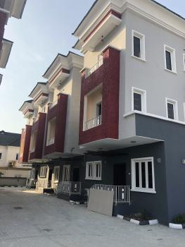 Brand New Tastefully Finished 4 Bedroom Terraced Duplex with Bq, Osapa, Lekki, Lagos, Terraced Duplex for Rent