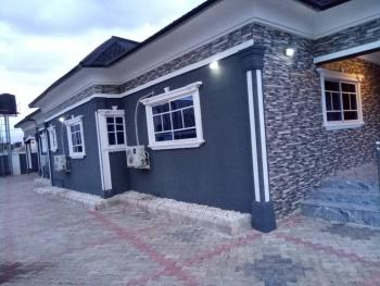 Luxury 3 Bedroom Bungalow with Mini Flat for #28m. Call +234 708 381 9017, Along Pz, Sapele Road, Oredo, Edo, Detached Bungalow for Sale