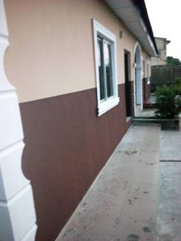 Fenced & Spacious Bungalow of 1 & 2 Flats, Off Governor Road, Ikotun, Lagos, Commercial Property for Rent