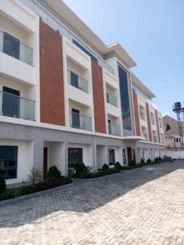 4 Bedroom Terrace Duplex with Bq at Osborne Phase 2 for N105m, Osborne, Ikoyi, Lagos, Terraced Duplex for Sale
