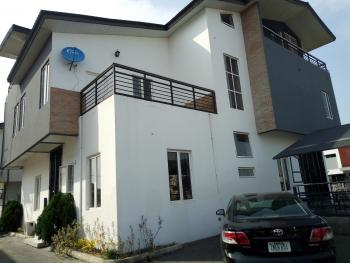 Luxury 5 Bedroom Mansion with 1 Bedroom Condo, Marble Finishing, High Ceilings, Italian Suspended Ceilings, Victory Park Estate, Osapa, Lekki, Lagos, Detached Duplex for Sale