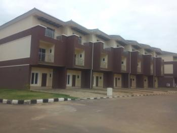 3 Bedroom Terraced Duplexes with 2 Living Rooms, Lugbe District, Abuja, Terraced Duplex for Sale