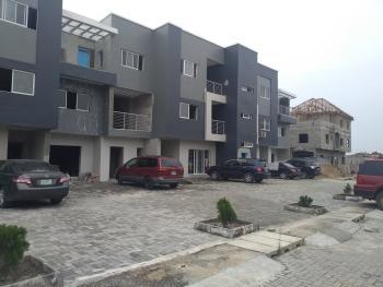 Well Finished 4 Bedrooms Terrace Duplex, Ocean Bay Estate, Lafiaji, Lekki, Lagos, Terraced Duplex for Sale