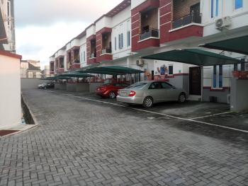 Chic and Newly Built 4 Bedroom Duplex, 2nd Toll Gate, Lekki Phase 2, Lekki, Lagos, Terraced Duplex for Sale