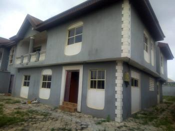 Neat, Spacious and Structurally Sound 5-bedroom Duplex in a Fantastic Location, Sharp Corner, Oluyole Estate, Ibadan, Oyo, Semi-detached Duplex for Rent