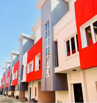 4 Bedroom Terrace Duplex with a Bq, Ikate Elegushi, Lekki, Lagos, Terraced Duplex for Rent