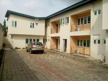 a Tastefully Finished, Fully Serviced & New 3 Bedroom Flat with 1 Room Bq, Wuse 2, Abuja, Flat for Rent