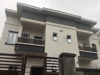 Luxury Semi Detached 4 Bedroom Duplex with Bq, Ikota Villa Estate, Lekki, Lagos, Semi-detached Duplex for Sale