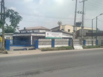 Cheap/distress Commercial Property for Your Client in Busy Area, Adeniyi Jones, Ikeja, Lagos, Commercial Land for Sale