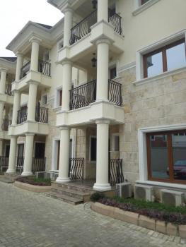 Luxury and Serviced Terrace Home for Rent in Lekki Phase 1. with Pool and Gym, Off Admiralty, Lekki Phase 1, Lekki, Lagos, Terraced Duplex for Rent