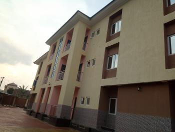 Uniquely Well Finished 6no 3 Bedroom Flat Duplex with Security House, Federal Housing Estate, Uyo, Akwa Ibom, Flat for Rent