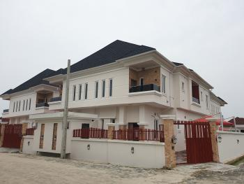 Brand New Luxuriously Finished 4 Bedroom Semi-detached House with B/q at Divine Estate By Thomas Estate, Divine Homes, Thomas Estate, Ajah, Lagos, Semi-detached Duplex for Sale