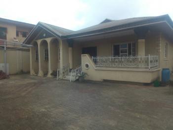 Four Bedroom Bungalow, Unilag Cooperative Estate, Off Ikotun Road, Idimu, Lagos, Detached Bungalow for Sale