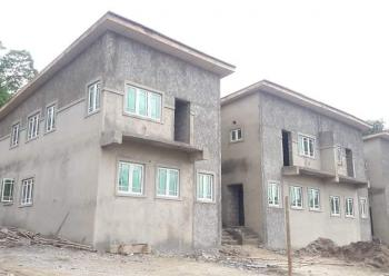 1 Unit of 3 Bedroom Terrace Duplexes with 1 Room Attached Bq Available, Beside Living Faith Church, Apo, Abuja, Terraced Duplex for Sale