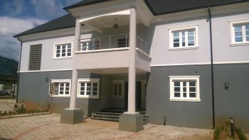 4 Bedroom Duplex with 1 Bedroom Flat Guest Chalet, Katampe Extension, Katampe, Abuja, House for Rent