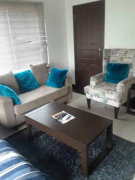 Fully Serviced & Furnished Studio Apartment in a Gated Estate, Off Elegushi Beach Road, Ikate, Lekki Phase 1, Lekki, Lagos, Mini Flat Short Let