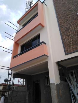 Luxury 4 Bedroom Maisonette with Bq, Abc Estate, Adeniyi Jones, Ikeja, Lagos, Semi-detached Duplex for Sale