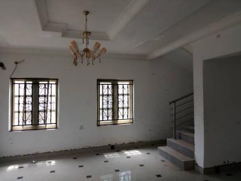 4 Bedroom Standard Semi Detached Duplex with a Room Servants Quarter, Behind Jonaith Hotel, Oko-addo, Before Sangotedo, Olokonla, Ajah, Lagos, Semi-detached Duplex for Sale
